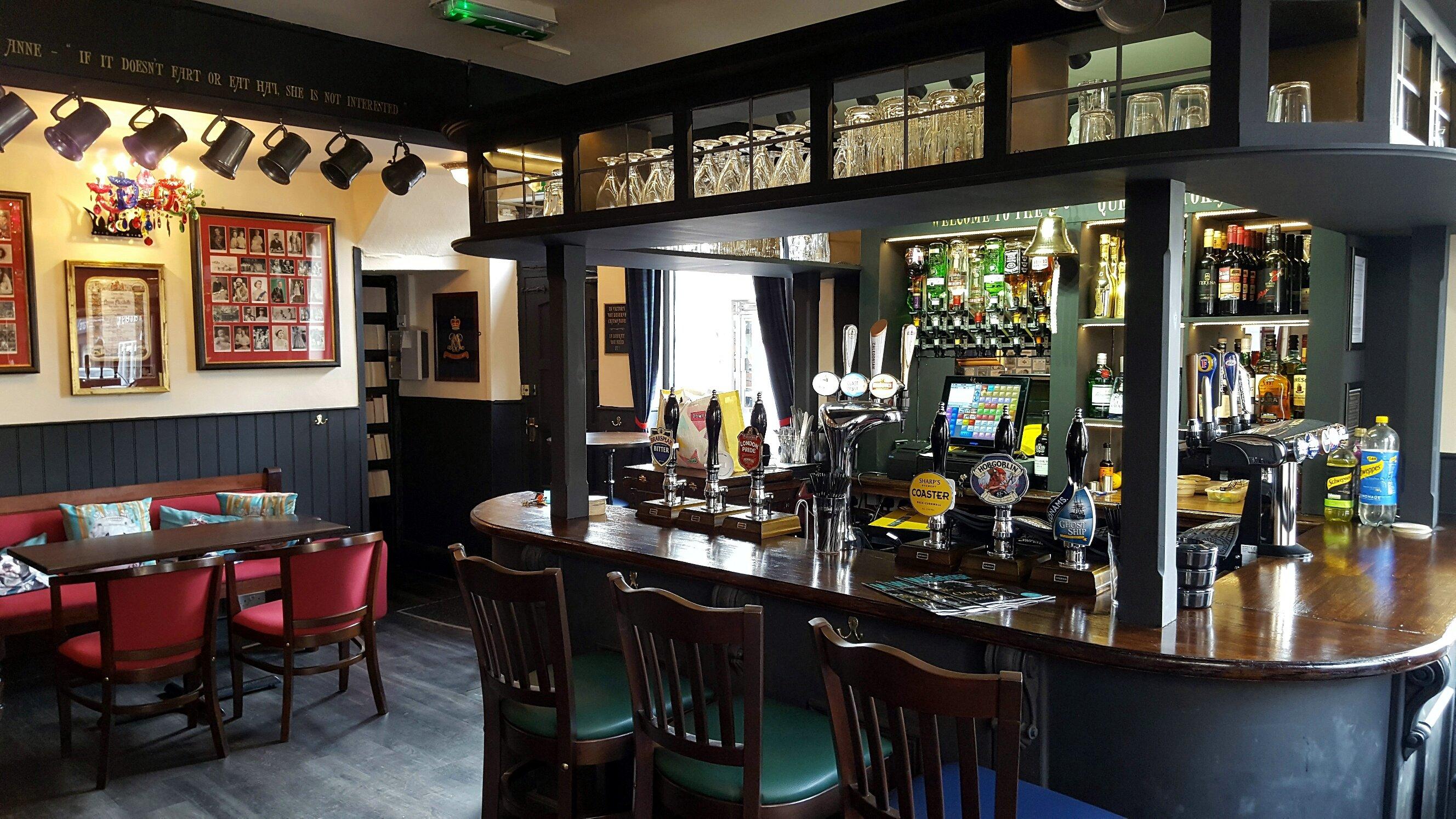 Pub And Kitchen Menu